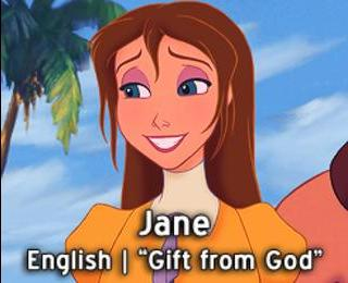 Jane-15 Disney Princesses Names And Their Meanings In Different Languages