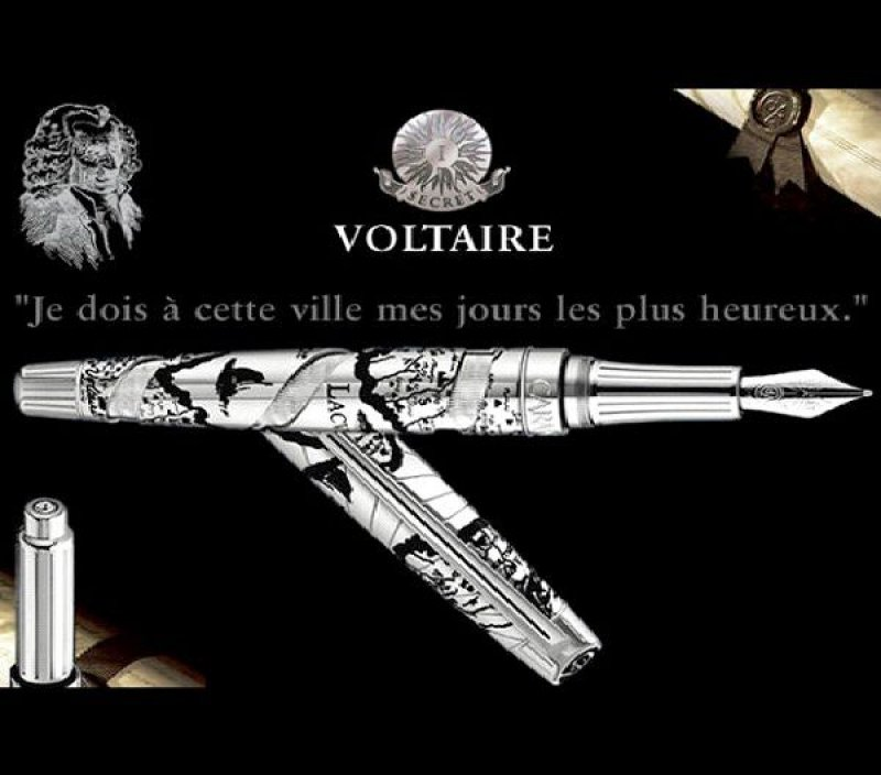 Caran d'Ache 1010 Fountain Pen - 4,000-12 Most Expensive Pens In The World