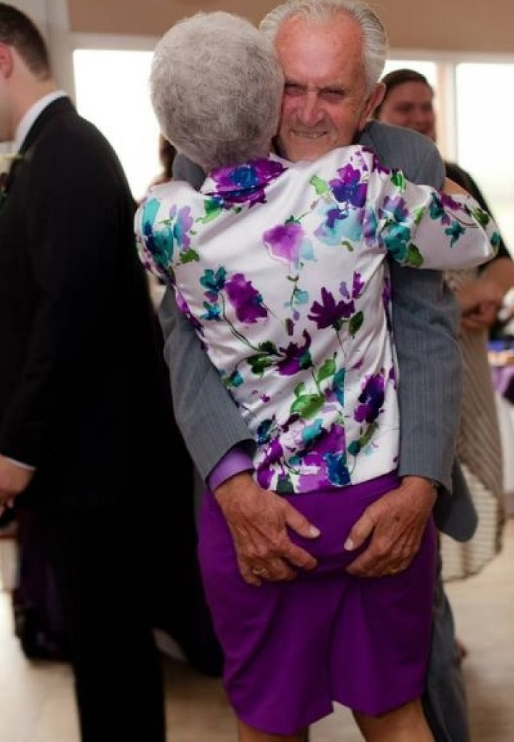 This Time a Naughty Old Man-15 Amazing Old Couples That Show Love Never Gets Old