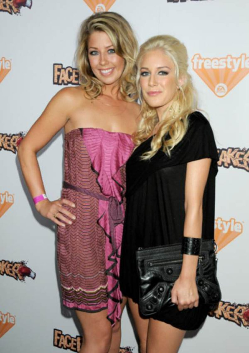 Heidi Montag-15 Celebrities With Their Better Looking Siblings
