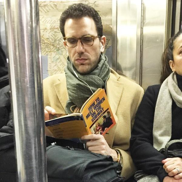 How to Meet Women on the Subway?-15 Most Awkward Things Ever Happened