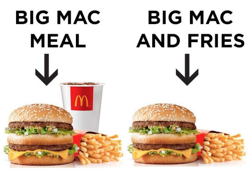 They Find it Annoying If You Don't Understand How Meal Combos Work-15 McDonald's Secrets Their Employees Are Hiding From You