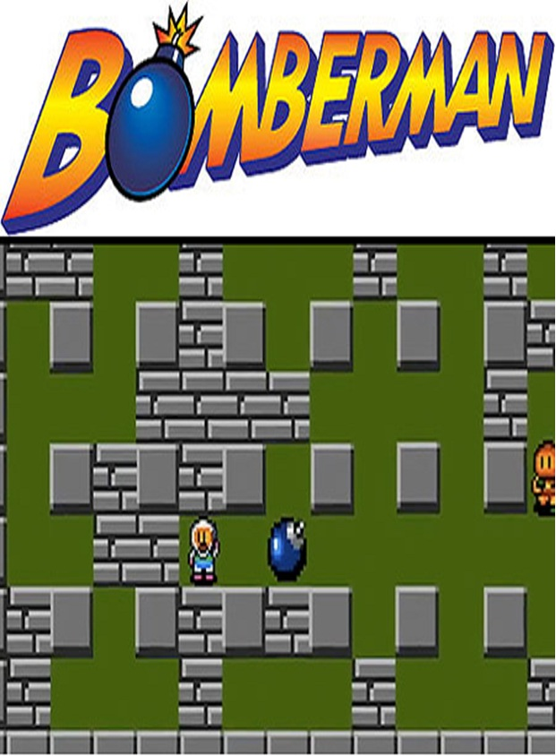 Bomberman-15 Best Old But Gold Video Games Of 90's