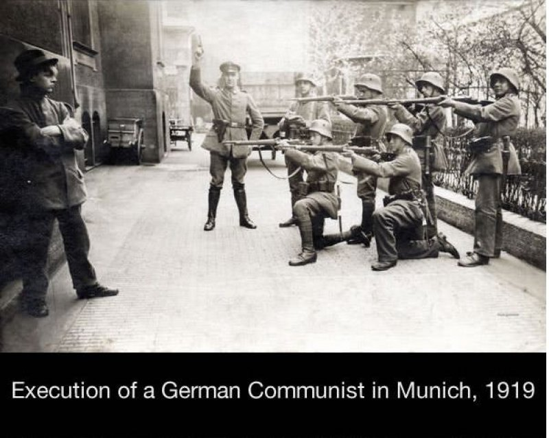 Execution of a German Communist-15 Historical Pictures That Are Really Shocking