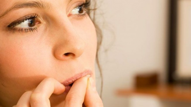 It is a sign of OCD-Here's What Nail Biting Can Do To You