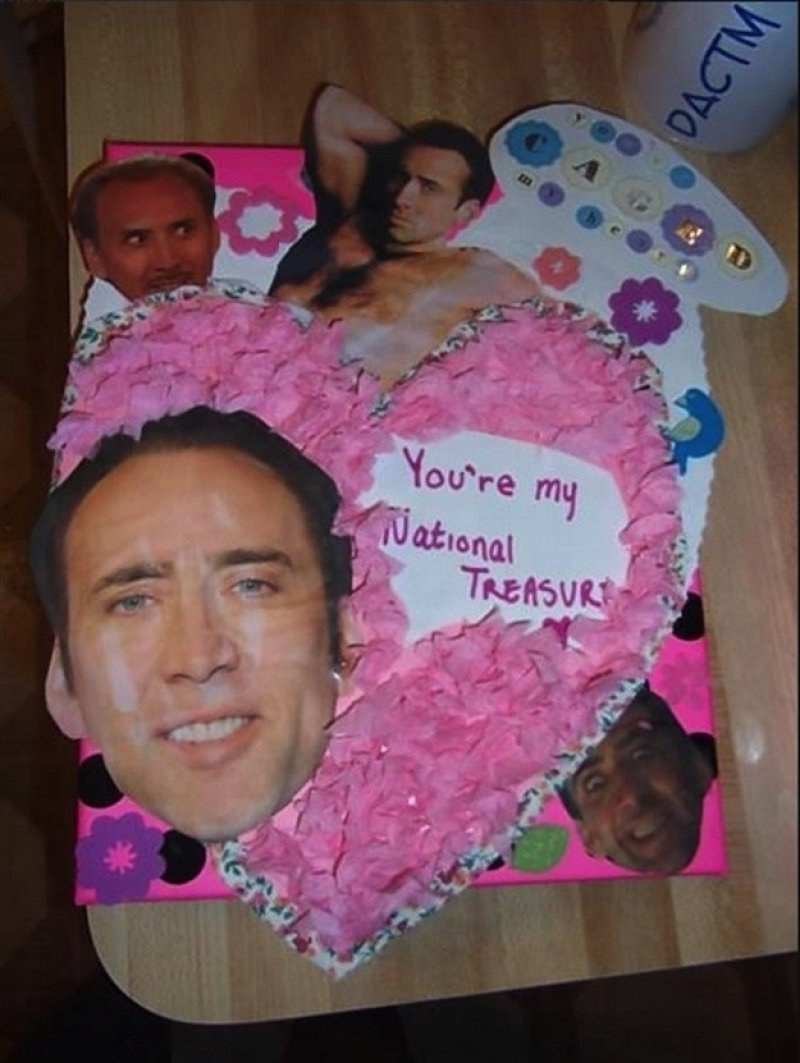 And This Valentine's Day Card-15 Disgusting Valentine's Day Gifts Ever