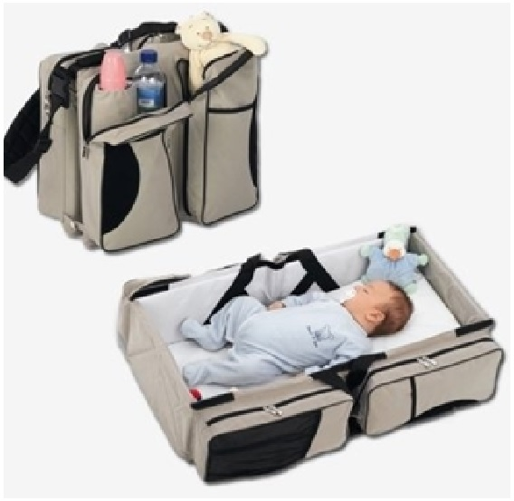 The Delta Traveling Crib $199-Best Newborn Girl Gifts 2015