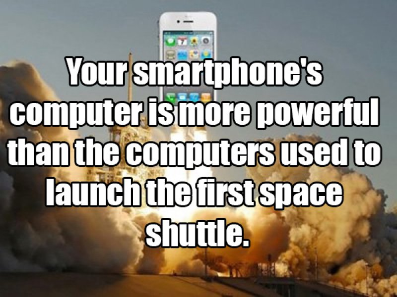 Smartphones are Getting Powerful-15 Amusing Facts That Are Actually True