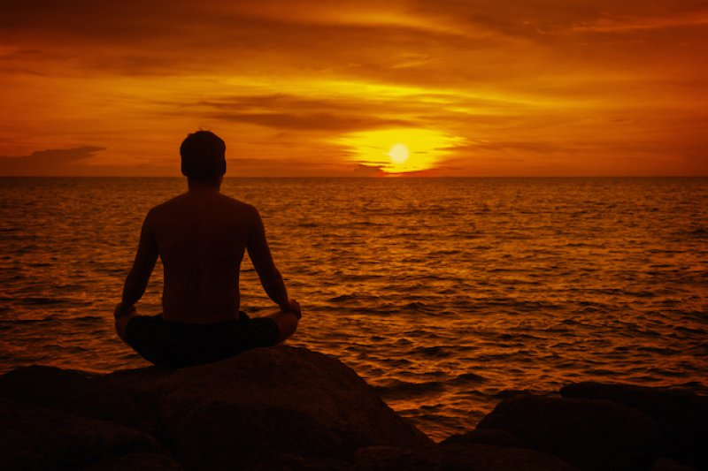 Practice Mind Relaxation Methods like Meditation-15 Things To Do When You're Depressed