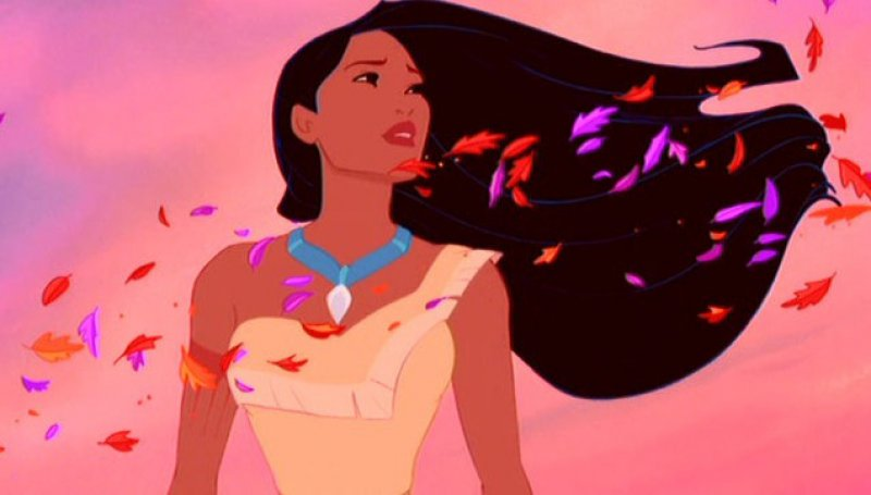 Pocahontas is the Only Disney Princess Based on a Real Person-15 Interesting Things About Disney Princesses You Never Noticed