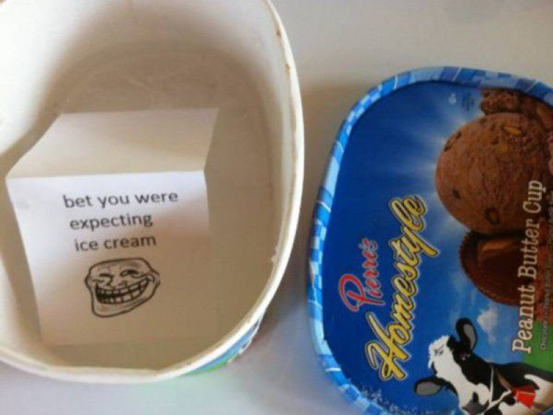 This Silly Little Prank-15 People Who Just Want To Watch The World Burn