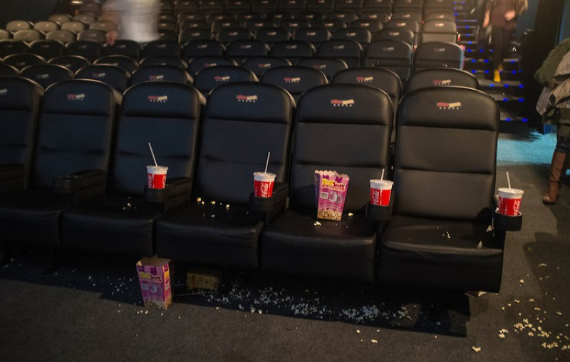 Cinemark and Its Recycled Collectible Cups-15 Chain Restaurant Secrets That Will Make You Never Visit One