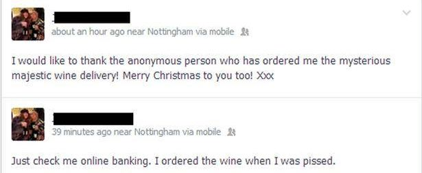 This Funny Drunk Guy-15 Hilarious Facebook Drunk Posts