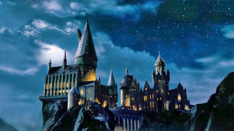 Hogwarts Flower Inspired Harry Potter School Name-15 Things You Probably Don't Know About Harry Potter Movies