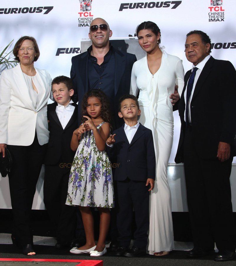 12 Celebrities You Didn't Know Have A Black AncestryVin Diesel Mother