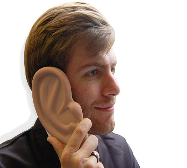 The Ear Iphone case-Top 15 Craziest IPhone Cases