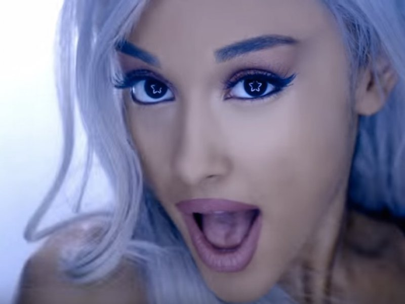 Ariana Grande-15 Pop Stars Now Vs How They Looked In Their First Album