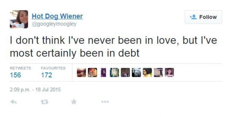 Debt-15 Hilarious Tweets About Adulthood That Will Make You Lol