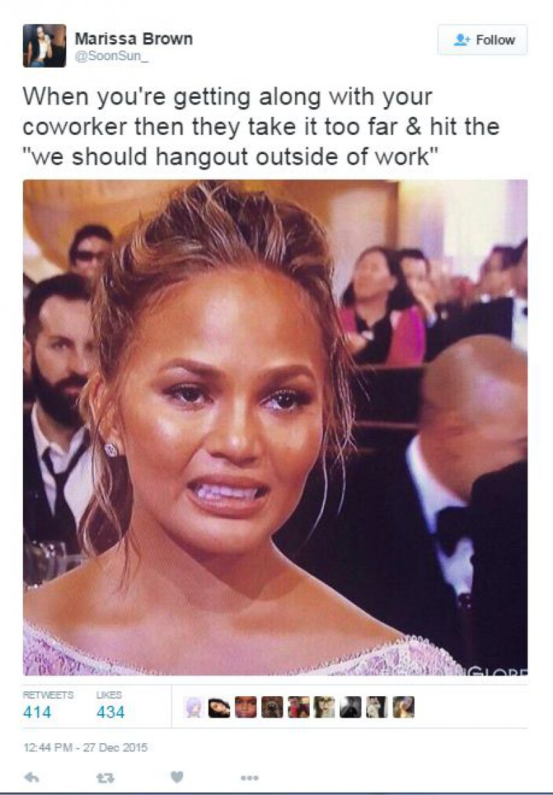 The Problems of Getting Along-15 Hilarious Tweets About Work That Are Way Too Real