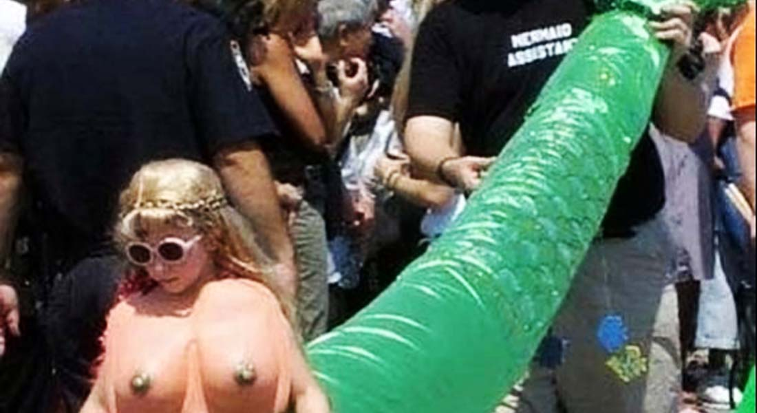 15 Disgusting Kids Halloween Costumes Ever