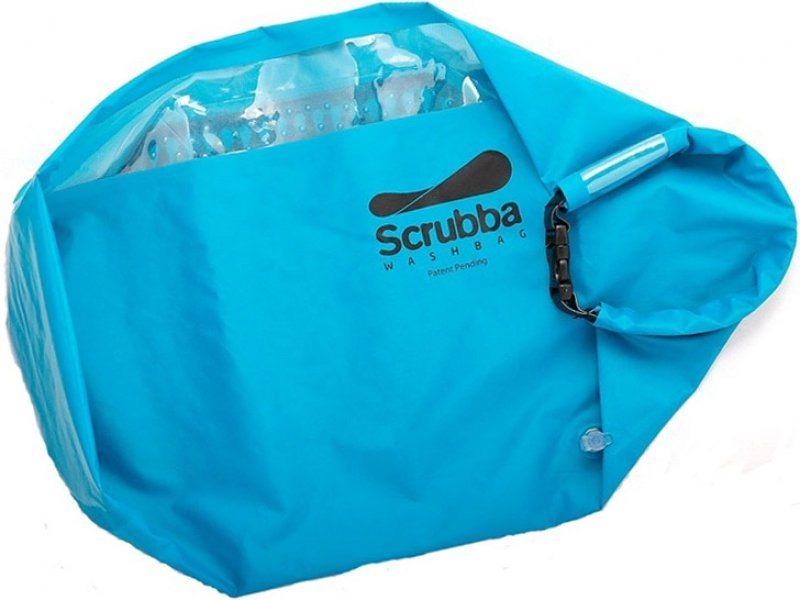 Scrubba - Pocket Size Washing Machine-36 Strangest Gadgets That You Can Buy