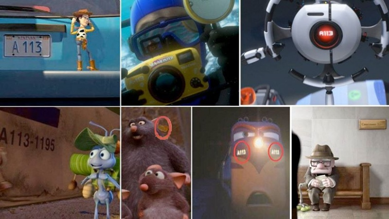 The Mysterious A113 code-15 Disney Movie Secrets You Don't Know