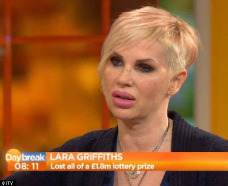 Family Who Lost Their Fortune in a Freak Fire Accident-15 Lottery Winners And How They Lost Their Prize Money