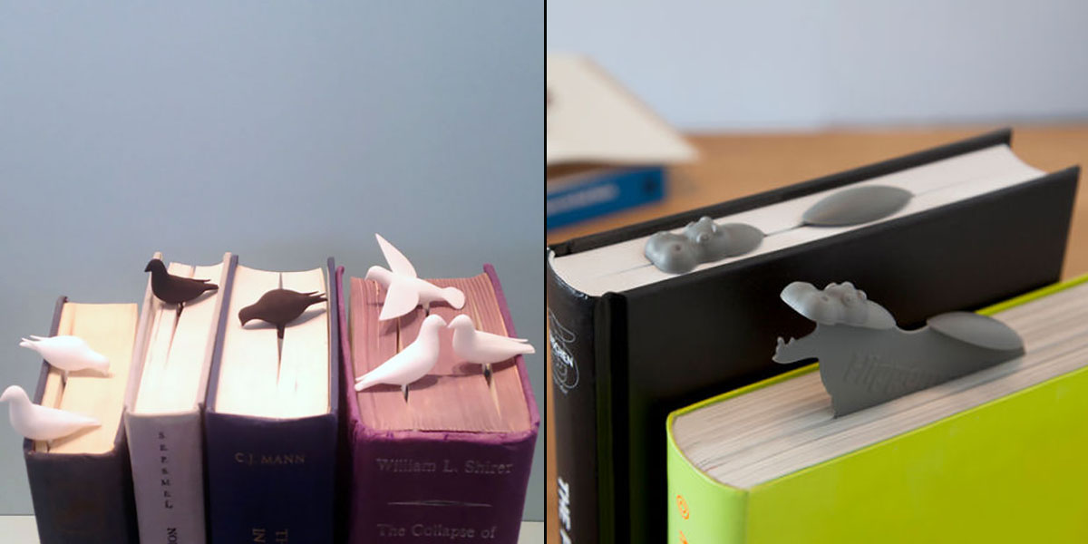 15 Bookmarks You Must Have If You Are A Bookworm