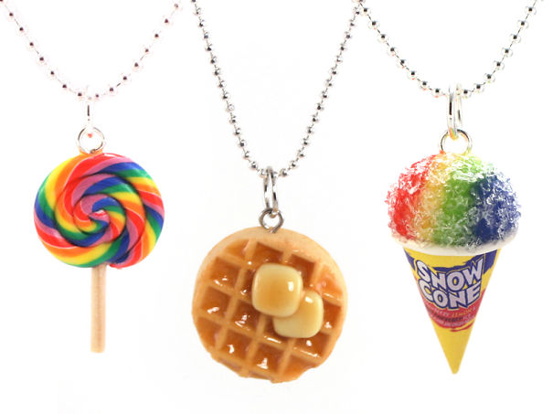 Food Pendants-15 Perfect Gift Ideas For Food Lovers