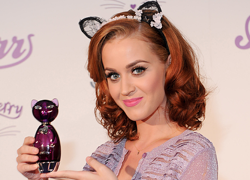 Katy's Natural Hair Color Is Squirrel Brown-15 Things You Don't Know About Katy Perry