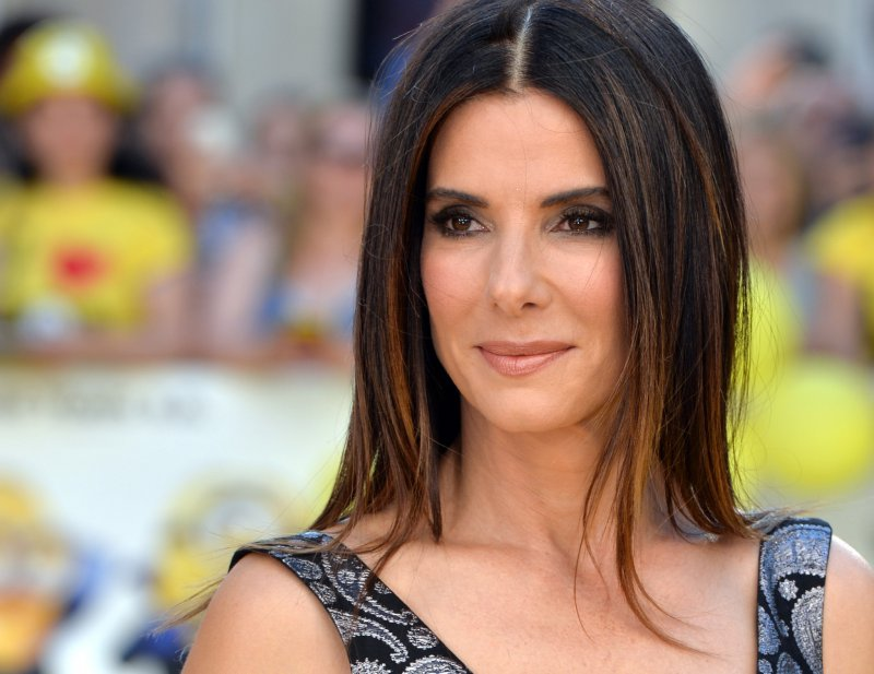 Sandra Bullock- Hemorrhoids Facial-12 Disgusting Celebrity Habits You Probably Don't Know About