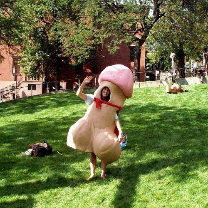 Rhode Island School? - Scrotie-Strangest College Mascots