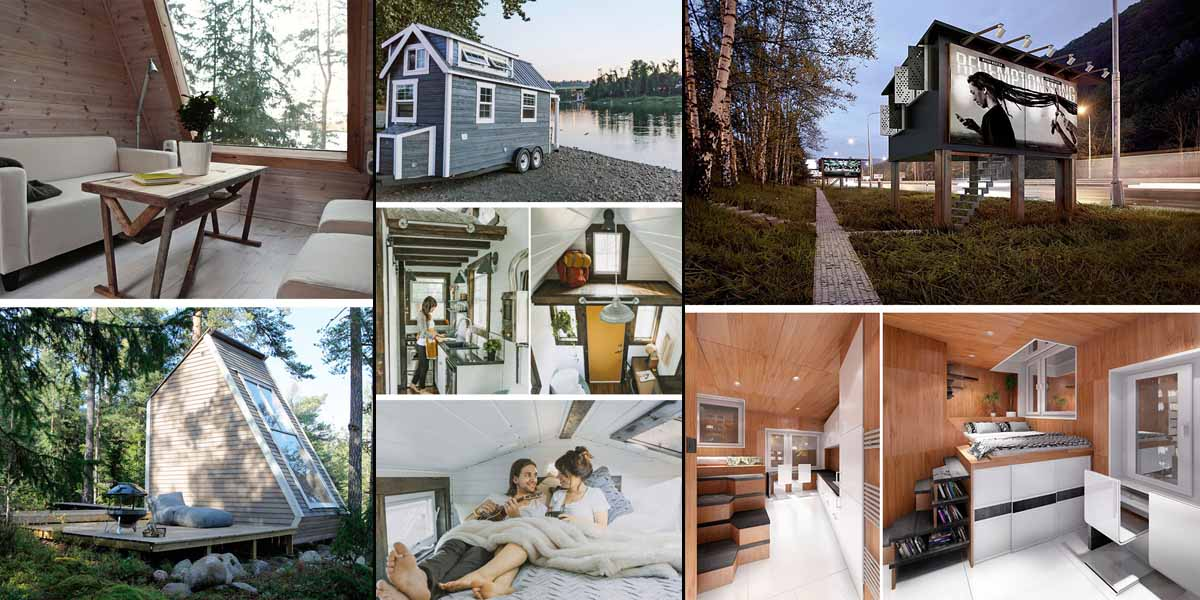 15 Tiniest Houses Which Are Small From the Outside but Big on the Inside