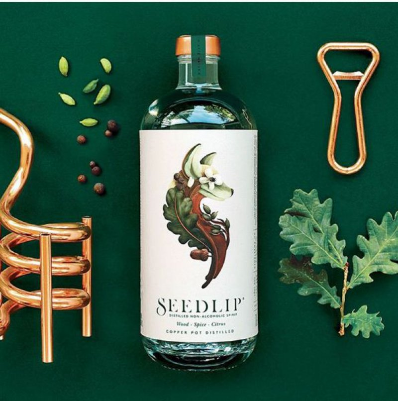 Seedlip-15 Drinks You Can Order If You Are Trying To Stay Sober