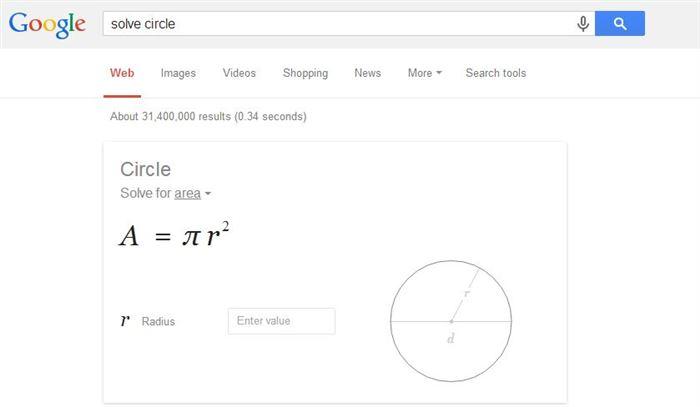 Do Math-15 Google Hacks That Make Your Life Simpler