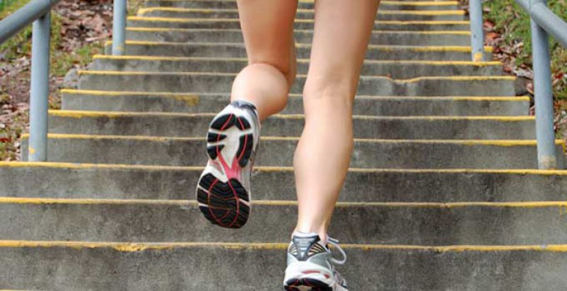 Take the Stairs-15 Minor Changes To Help You Lose Weight Easily