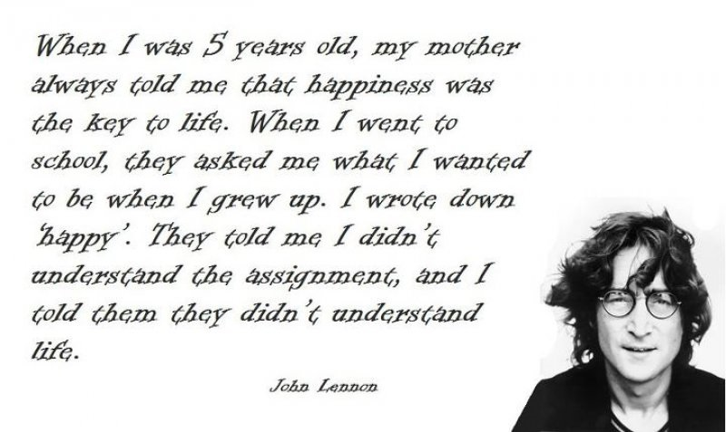 John Lennon Quotes 15 Most Inspirational That Will Uplift Your Spirit