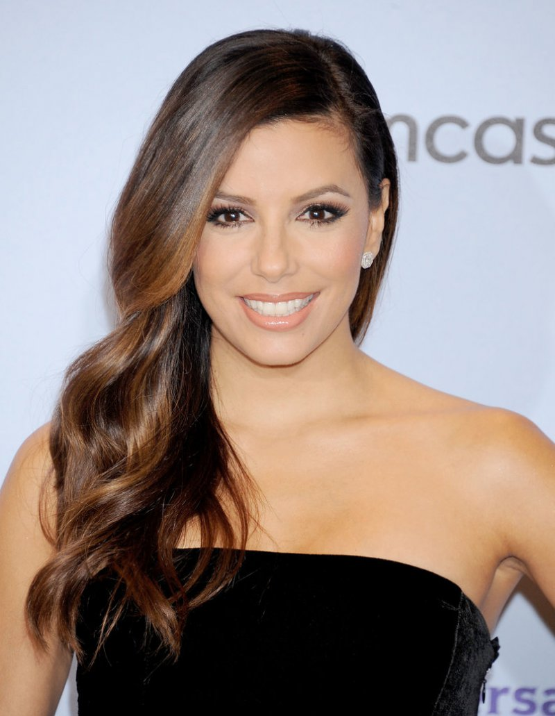 Eva Longoria-Placenta cream-12 Disgusting Celebrity Habits You Probably Don't Know About
