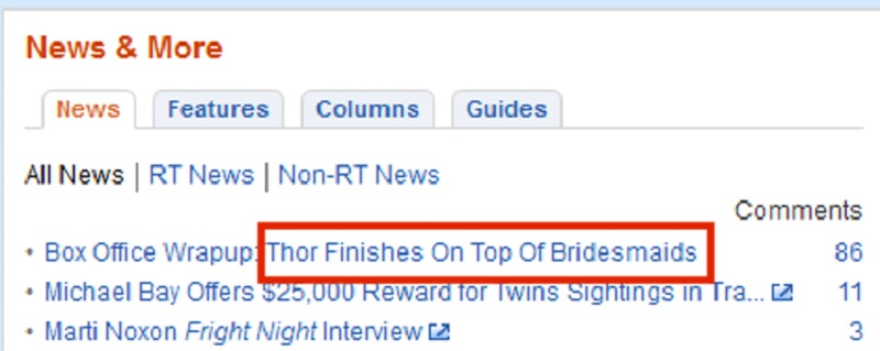 Thor Finished on Top of Bridesmaids-15 Times Phrasing Made Things Awkward
