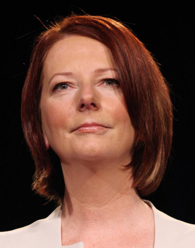 Julia Gillard-12 Hottest Female Politicians Around The World