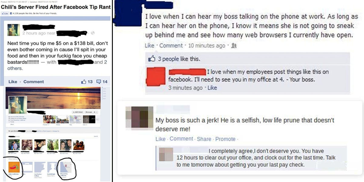 15 Times Employees Got Fired By Their Boss