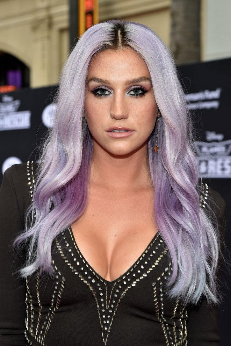 Ke$ha-12 Celebrities Who Got Caught Shoplifting