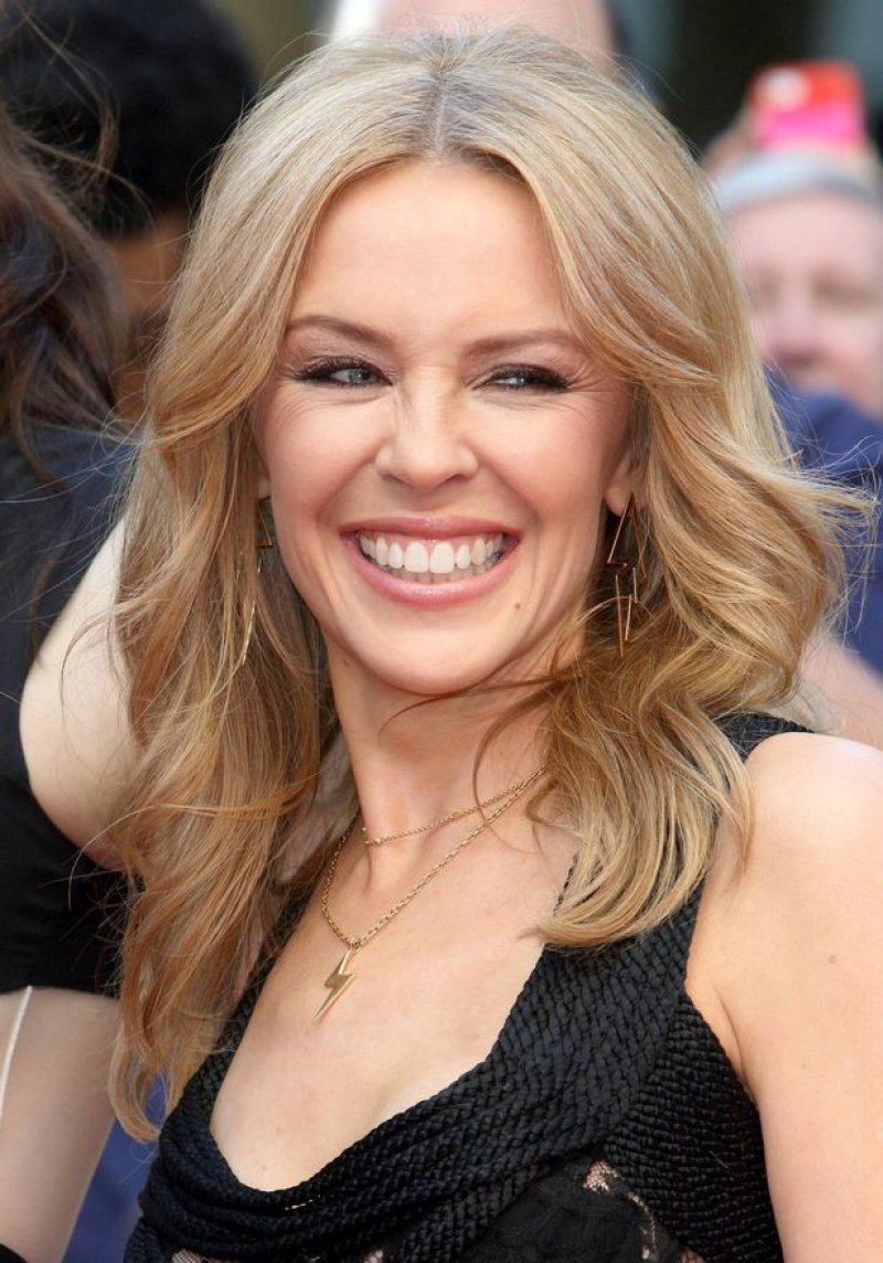 Kylie Minogue-15 Hottest Girls Who Turned Down Playboy Offer