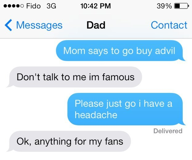 This Playful Dad-15 Hilarious Texts From Parents That Will Make You Cry Then Laugh