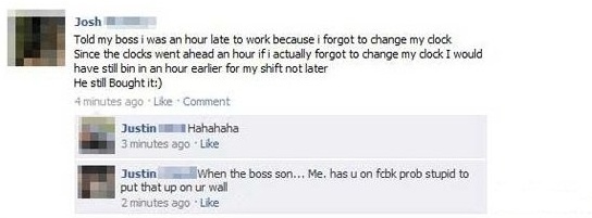 Outed by Boss's Son-15 Times Employees Got Fired By Their Boss