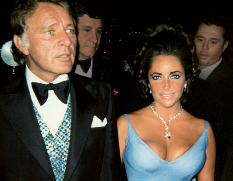 Elizabeth Taylor And Richard Burton-12 Celebrities Who Remarried Their Exes