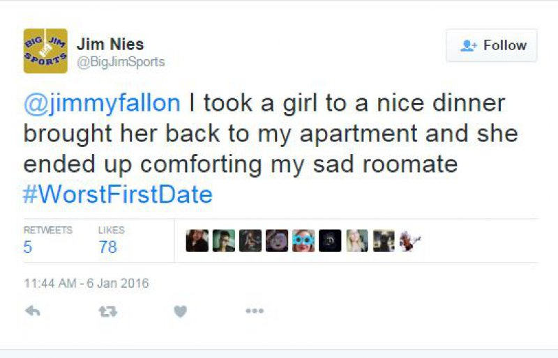 And This First Date that Didn't Go as Planned-15 People Confess Their Worst First Date On Twitter