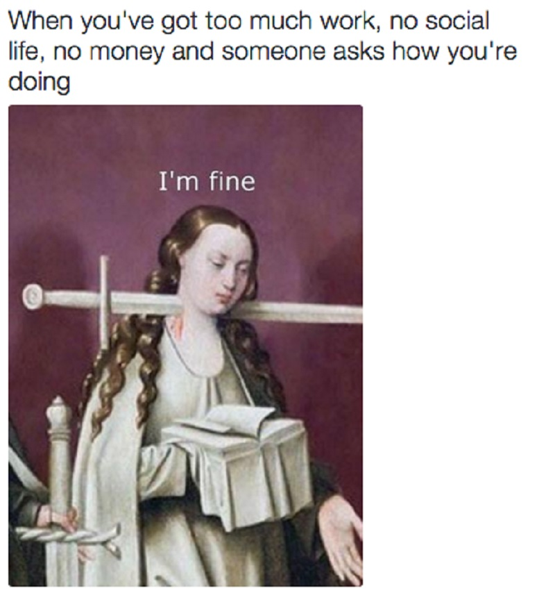 Perfect Explanation-15 Art History Reactions That Are Sure To Make You Laugh