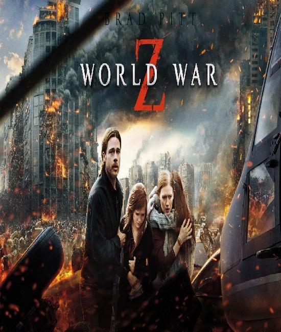 World War Z-Best Movies Released In 2013 Till Now