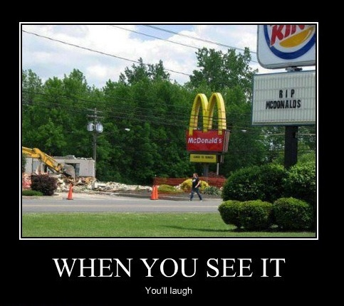 When you see it, You will laugh-15 Best 'When You See It' Images That Will Trick Your Brain
